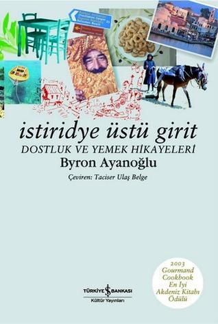 İstiridye Üstü Girit Byron Ayanoglu