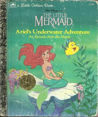 Little Mermaid (Little Golden Book)  by  Michael Teitelbaum