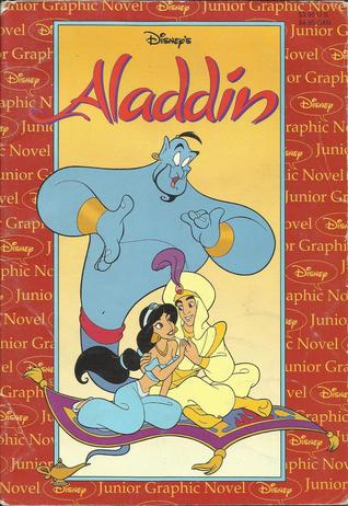 Disneys Junior Graphic Novel, Aladdin  by  Bobbi J.G. Weiss