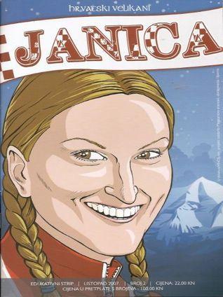 Janica Kostelić (Hrvatski velikani, #2)  by  Tomislav Škrljac