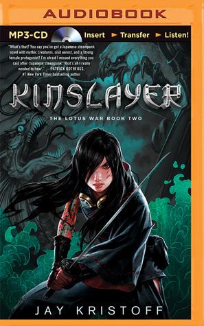 Kinslayer Jay Kristoff