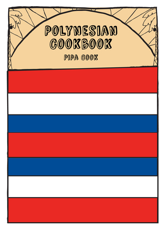Polynesian Cookbook  by  Pipa Cook