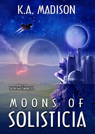 Moons of Solisticia (The Nether Chronicles Book 2)  by  K.A. Madison