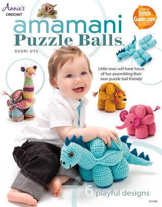 Amamani Puzzle Balls Dedri Uys
