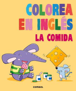Colorea en inglés: La comida  by  Marta Costa