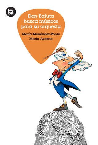 Don Batuta busca músicos para su orquesta María Menéndez-Ponte
