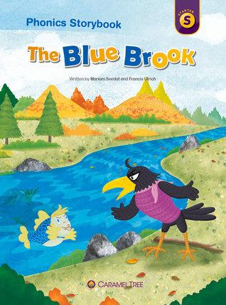 The Blue Brook  by  Mariam Seedat