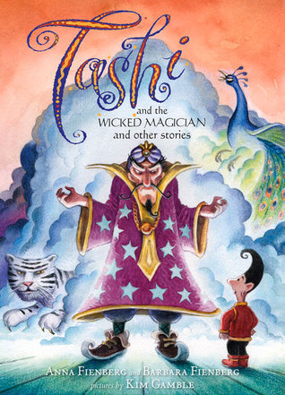 Tashi and the Wicked Magician: And Other Stories  by  Anna Fienberg