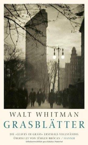 Grasblätter  by  Walt Whitman