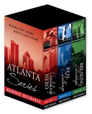 Atlanta Series Boxed Set Kemmie Michaels