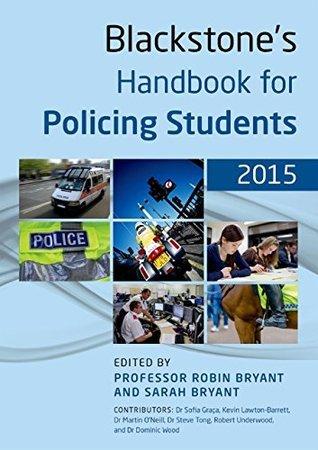 Blackstones Handbook for Policing Students 2015 Sofia Graça
