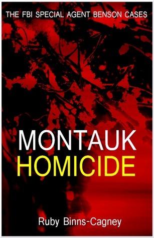 Montauk Homicide  by  Ruby Binns-Cagney