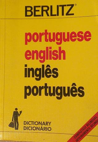 Berlitz Portuguese-English Dictionary  by  Berlitz Publishing Company