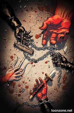 Thunderbolts #32  by  Marvel Comics