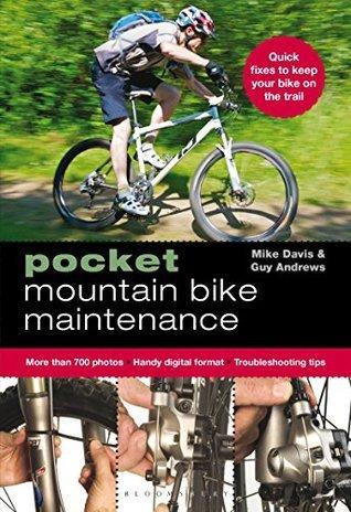 Pocket Mountain Bike Maintenance Guy Andrews