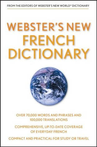 Websters New French Dictionary  by  Websters