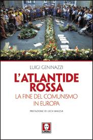 Latlantide rossa  by  Luigi Geninazzi