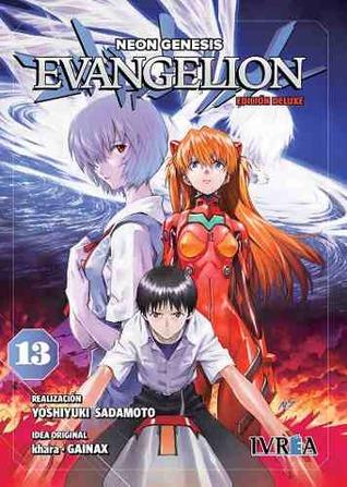 Neon Genesis Evangelion #13: Llamada (Evangelion Edición Deluxe 13)  by  Yoshiyuki Sadamoto