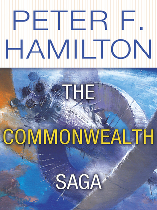 Commonwealth Saga 2-Book Bundle: Pandoras Star and Judas Unchained  by  Peter F. Hamilton