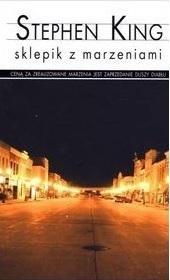 Sklepik z Marzeniami  by  Stephen King