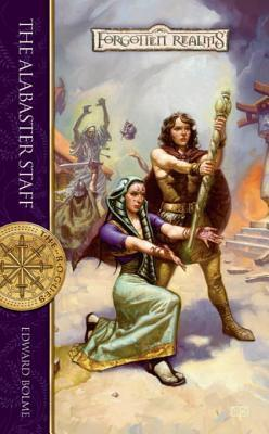 The Alabaster Staff: Forgotten Realms  by  Edward Bolme