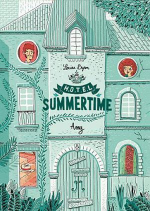 Amy (Hôtel Summertime, #1)  by  Louise Byron