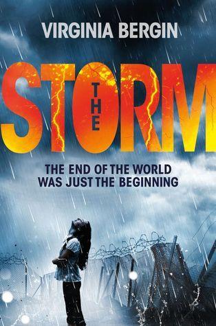 The Storm (The Rain, #2) Virginia Bergin