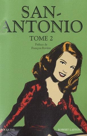 San-Antonio Tome 2  by  Frédéric Dard