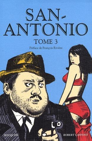 San-Antonio Tome 3  by  Frédéric Dard