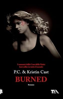 Burned  by  P.C. Cast