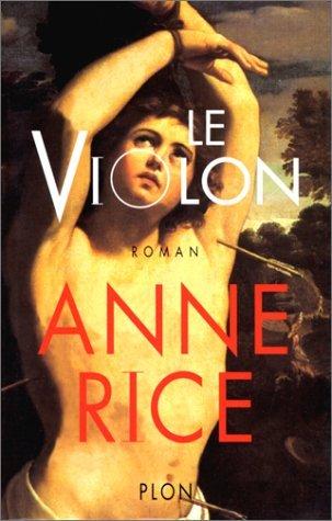 Le Violon Anne Rice