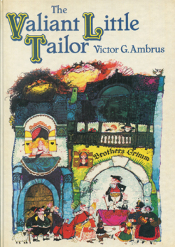 The Valiant Little Tailor  by  Victor G. Ambrus