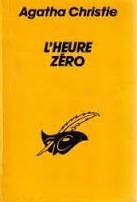 Lheure zéro  by  Agatha Christie