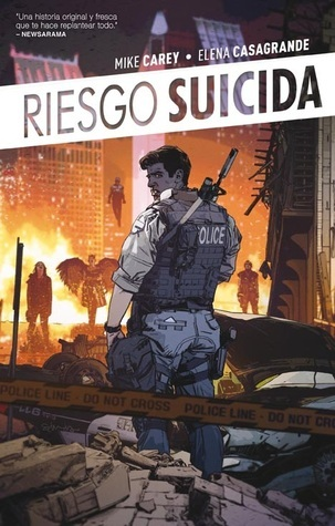 Riesgo Suicida Vol. 1 Mike Carey