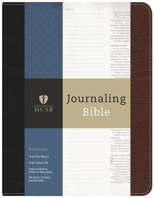 HCSB Journaling Bible®  by  Holman Bible Staff