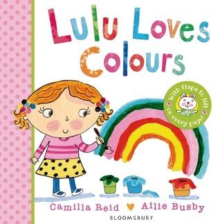 Lulu Loves Colours Camilla Reid