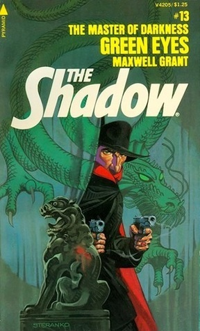 Green Eyes (The Shadow #13)  by  Walter B. Gibson