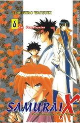 Samurai X Vol. 4  by  Nobuhiro Watsuki