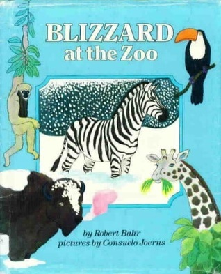Blizzard at the Zoo  by  Robert Bahr