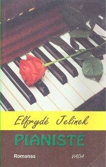 Pianistė Elfriede Jelinek