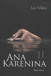 Ana Karenina, II knyga Leo Tolstoy