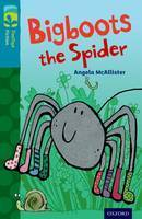 Bigboots the Spider  by  Angela McAllister