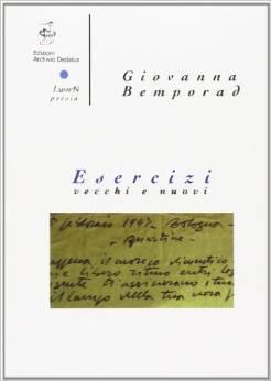 Esercizi vecchi e nuovi Giovanna Bemporad
