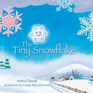 Tiny Snowflake Picture Book Art Ginolfi