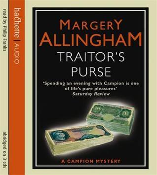 Traitors Purse Margery Allingham