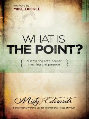 What Is the Point?: Discovering Lifes Deeper Meaning and Purpose  by  Misty Edwards