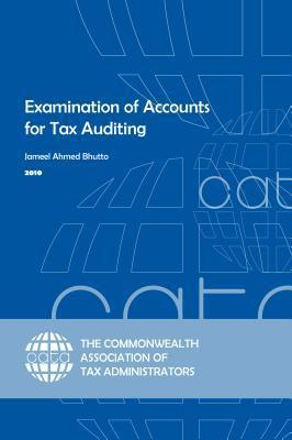 Examination of Accounts for Tax Auditing Jameel Ahmed Bhutto