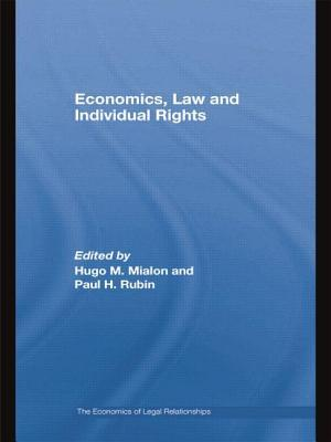 Economics, Law and Individual Rights  by  Hugo M. Mialon