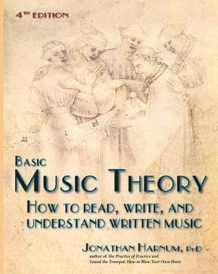 Basic Music Theory, 4th Ed.: How to Read, Write, and Understand Written Music  by  Jonathan Harnum