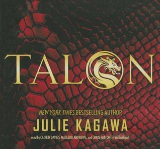 Talon Julie Kagawa